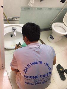 Công ty Hương Chiến chuyên sửa bồn cầu tại quận 3