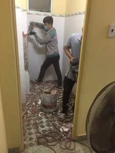Cải tạo sửa chữa toilet