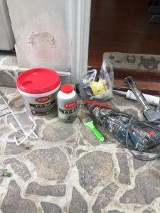 Vật liệu chống thấm tường