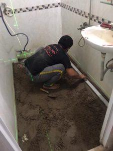 tiêu chuẩn chống thấm toilet