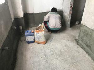 keo chống thấm sàn bê tông
