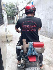 Báo giá sửa máy bơm nước gia đình