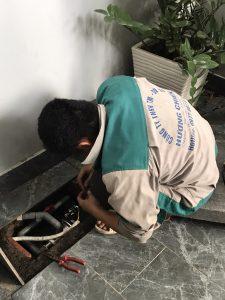 Báo giá sửa ống nước