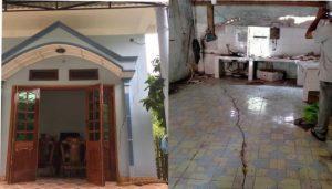 Sửa nhà theo yêu cầu vì nhà xuống cấp