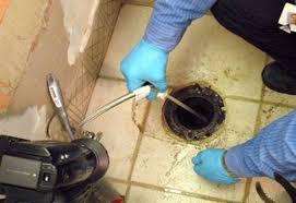 Thông tắc đường ống nước nhà tắm