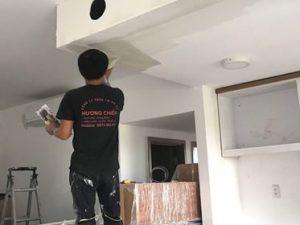 Dịch vụ sơn nhà công ty Hương chiến